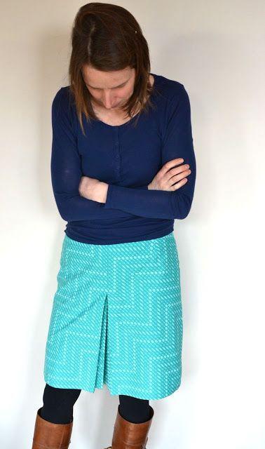 cozette*: de dubbele stolpplooi: een handleiding #tutorial #sewing