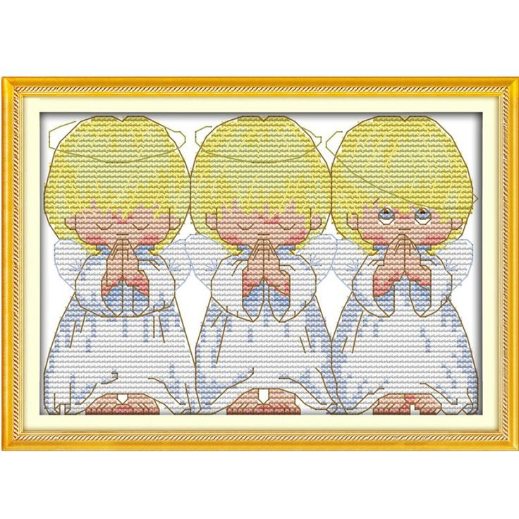 Набор для вышивки крестиком Купить: http://ali.pub/sy6p9