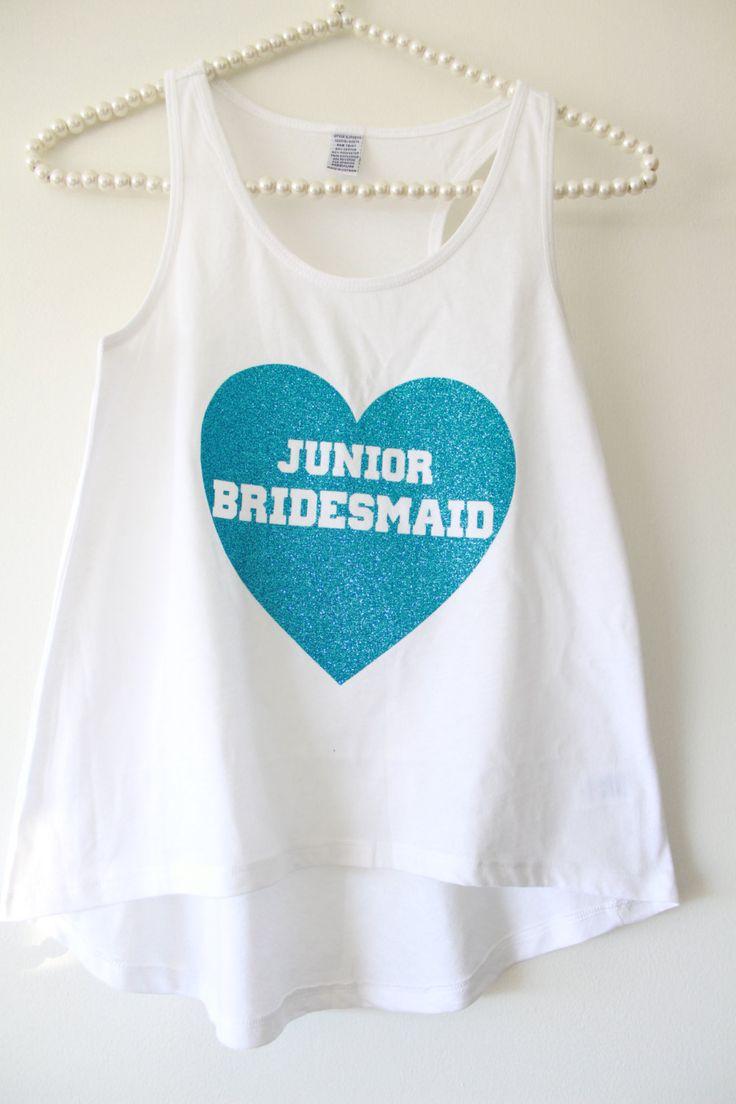 10 best Junior Bridesmaid! images on Pinterest   Wedding stuff ...