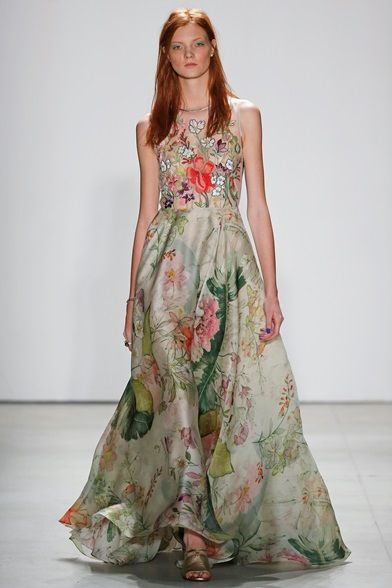 Jenny Packham New York - Spring Summer collection 2016