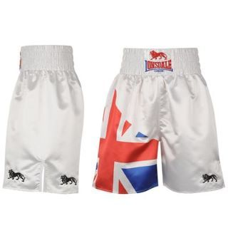 Lonsdale National Pro Boxing Shorts - Lonsdale