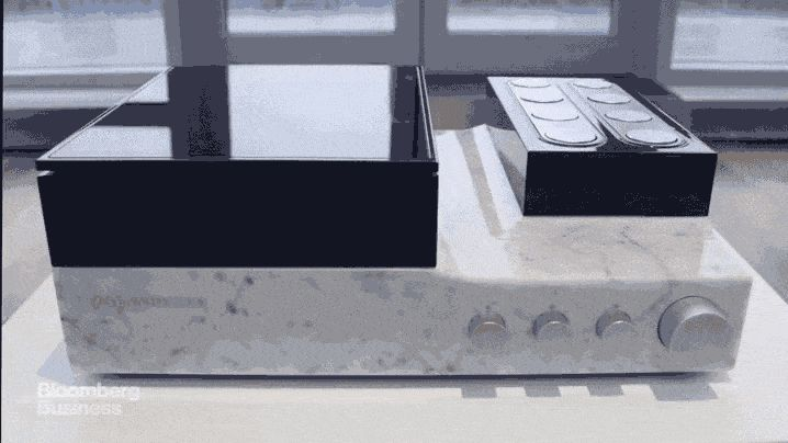 Sennheiser Orpheus $50,000 Headphones