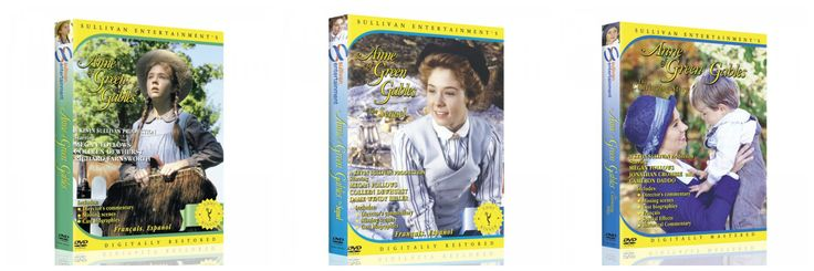 Back in stock and at a lower price: Anne of Green Gables in Standard Fullscreen. Get your copy of Sullivan Entertainment's most beloved mini-series before it's gone. Make sure to also check out the rest of our Spring Sale. Up to 75% off select items. Hurry, sale ends May 15th, 2017. #classics #shopatsullivan #sullivanentertainment #anneofgreengables #annewithane #entertainment #love #friendship #kindredfriends #kindredspirits #anneshirley #anneofavonlea #avonlea #greengables #canadian #pei…