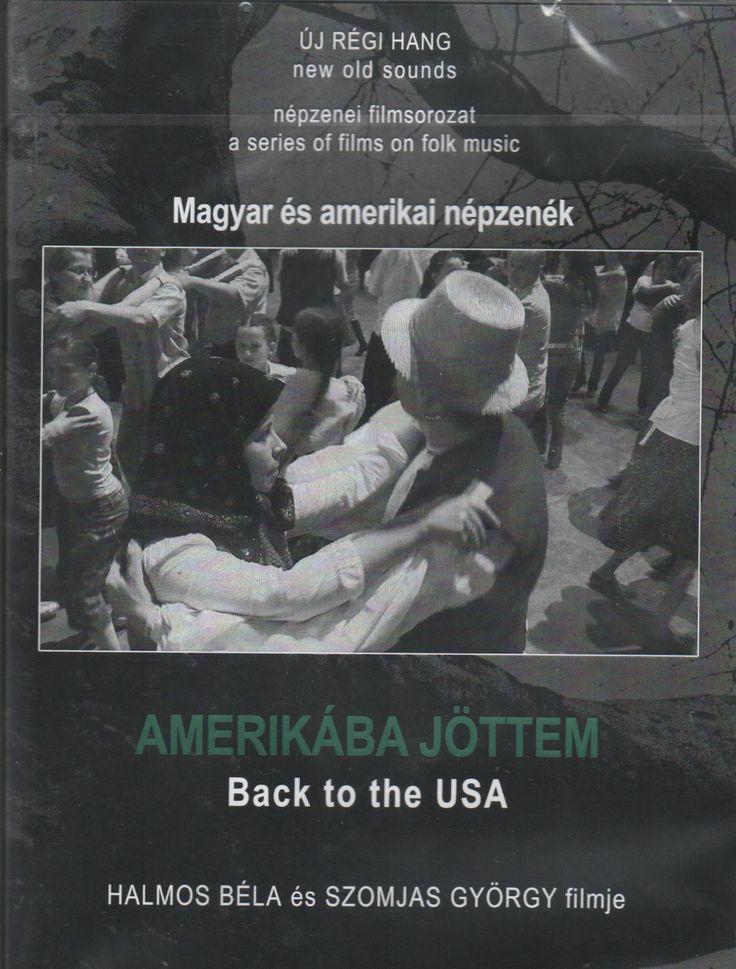 Halmos Béla és Szomjas György filmje / Új régi hang 12 dvd box   Népzene - Világzene - Jazz   Lemezei.hu