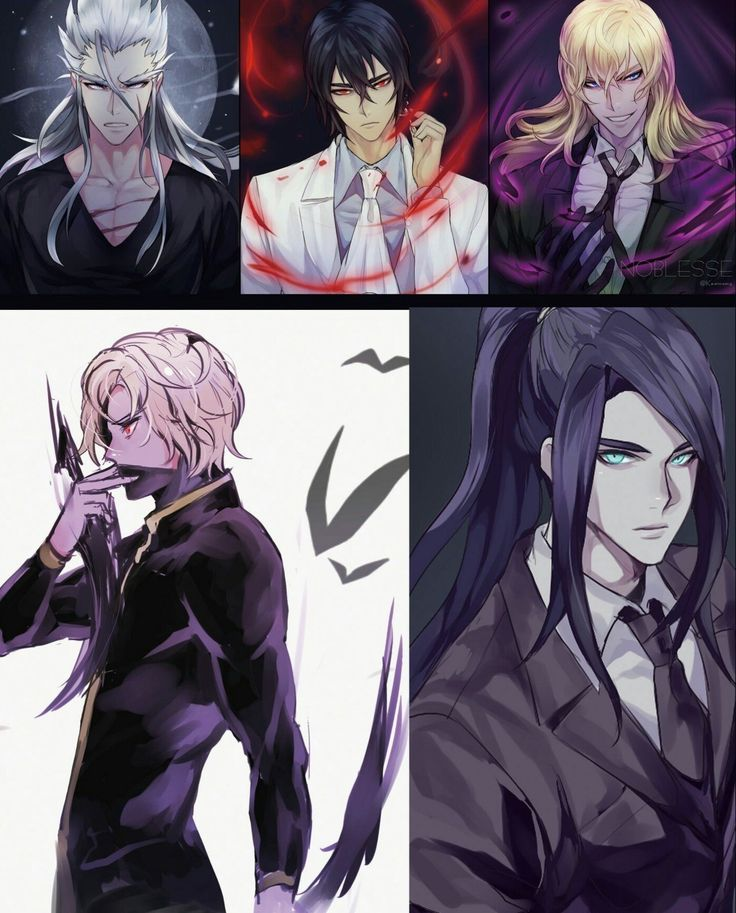 Pin by Fall🍁 on Noblesse in 2020 Anime, Noblesse, Webtoon