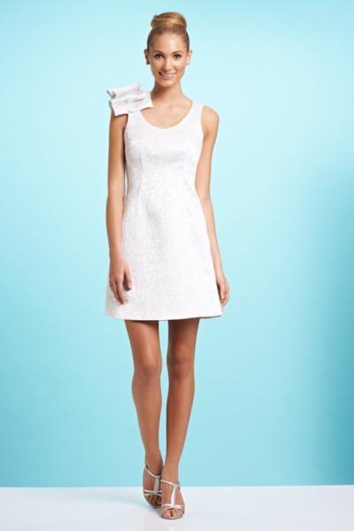 105 best Short Wedding Dresses images on Pinterest | Short wedding ...