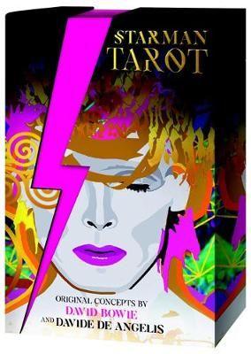 starman tarot 78 full colour tarot cards and instruction booklet