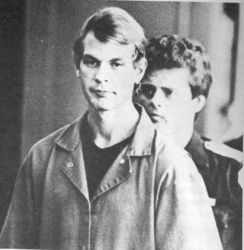 """Dahmer murdered at least 17 men and boys between 1978 and 1991, with the majority of the murders occurring between 1989 and 1991. His murders were particularly gruesome, involving acts of forced sodomy, necrophilia, dismemberment, and cannibalism. Dahmer committed his first murder when he was 18, killing Steven Hicks, a 19 year-old hitchhiker. Dahmer invited Hicks to his house, and killed him because he """"didn't want him to leave."""""""