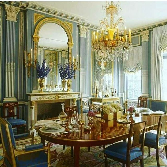 Victorian Dining Room Decorating Ideas: 1000+ Ideas About Victorian Dining Rooms On Pinterest