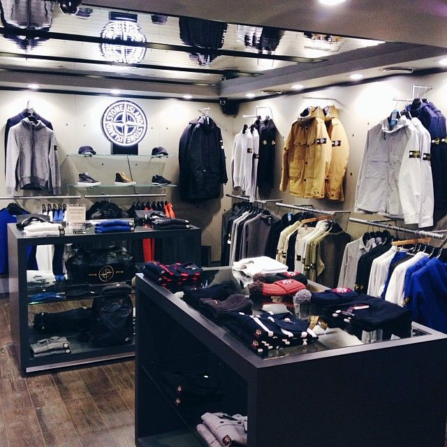 Stone Island - New Season A/W 14 Collection - Available In-store and Online at Aphrodite Clothing
