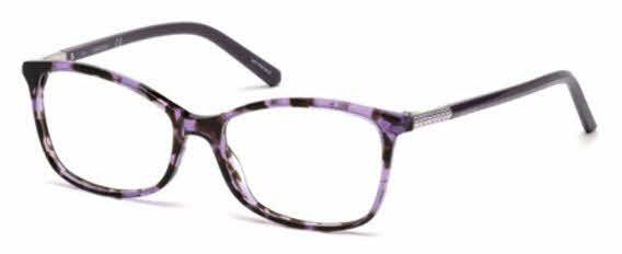Swarovski SK5239 Eyeglasses | 50% Off Lens Promotion + 50% OFF Eyeglass Lenses - Ends Soon! | Get prescription lenses with authentic fashion-forward frames