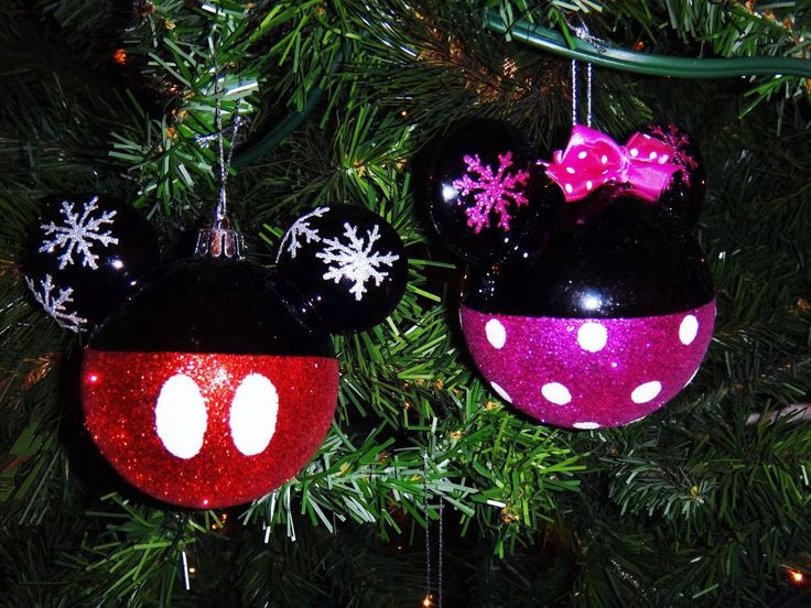 Mickey Mouse Decoracion Navidad ~ Navidad, Mickey mouse and Ratones on Pinterest