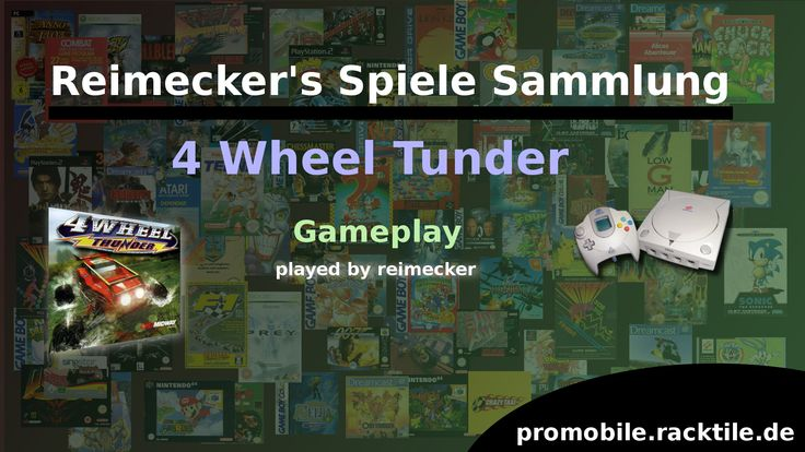 4 Wheel Tunder - 4 Wheel Tunder