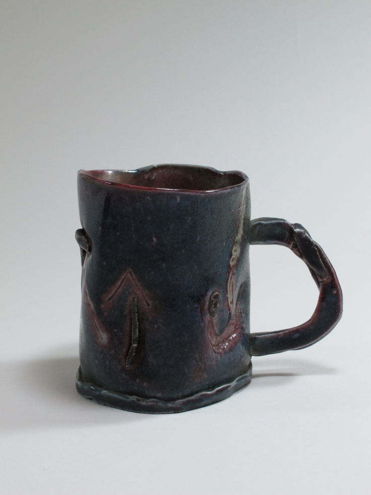 Peter Hawkesby, mug, 1980-1985, Auckland. Collection of Auckland Museum 1995.73.5