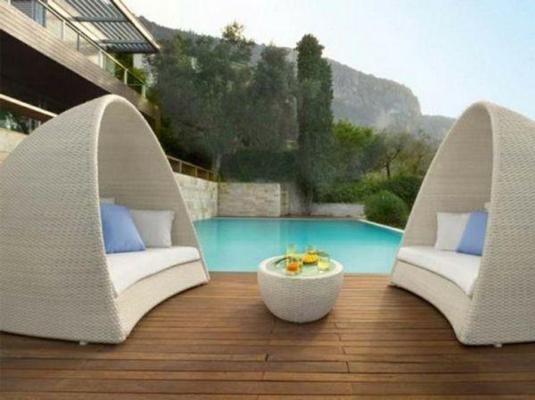 36 best images about accessoire extérieur on pinterest | day bed ... - Meuble Exterieur Design