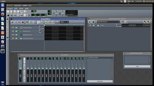 Quer criar músicas no computador? Veja aqui como instalar o fantástico Linux MultiMedia Studio no Ubuntu e comece a produzir.  Leia o restante do texto Criando musica no computador: Instale o Linux Multimedia Studio no Ubuntu e derivados  from Criando musica no computador: Instale o Linux Multimedia Studio no Ubuntu e derivados