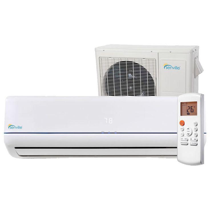 Senville 18000 BTU Mini Split Air Conditioner - SENA/18HF