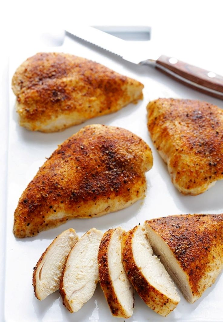 This Easy Gluten Free Baked Chicken Breast recipe is always a hit, and is one of the most requested recipes from this blog!