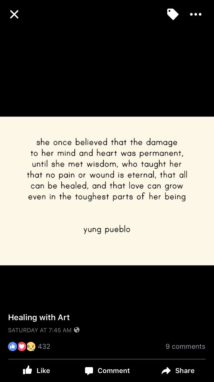 Damage not permanent