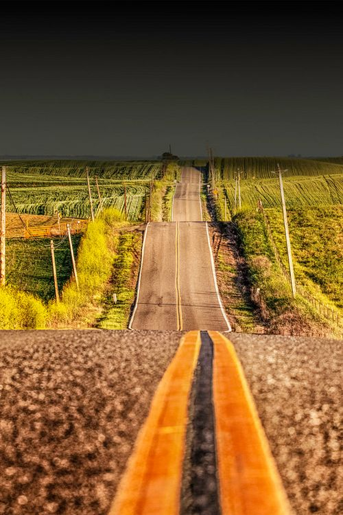 The Road – Amazing Pictures - Amazing Travel Pictures with Maps for All Around the World