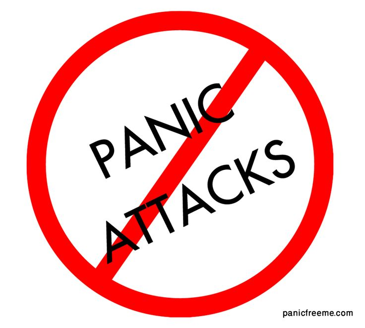 how to get rid of panic attacks for good