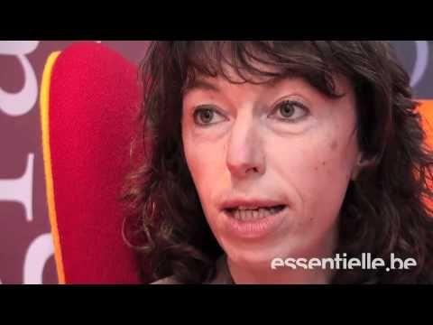 Foire du Livre de Bruxelles : rencontre avec Elisa Brune - Essentielle.be