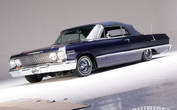 Kobe Bryant's 1963 Chevrolet Impala can be yours for (at least) $100,000 (Photos)   Ball Don't Lie - Yahoo! Sports