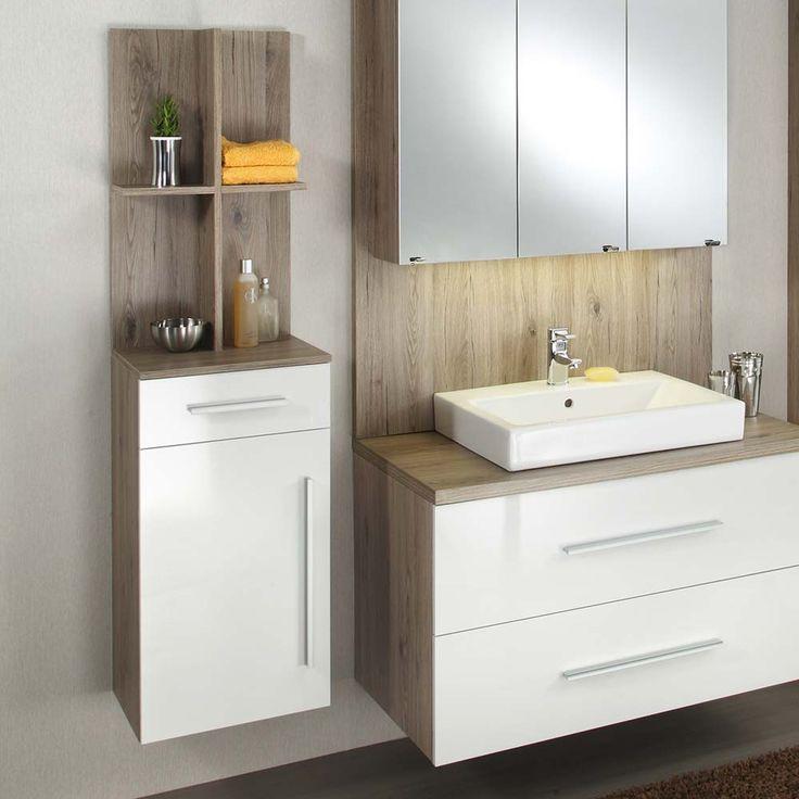 The 25+ best B d badezimmer ideas on Pinterest Eigenheim Layout - badezimmer hochschrank 40 cm breit