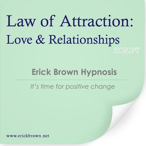 law of attraction and relationship problems