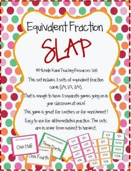 285 best Fractions images on Pinterest | Math fractions ...
