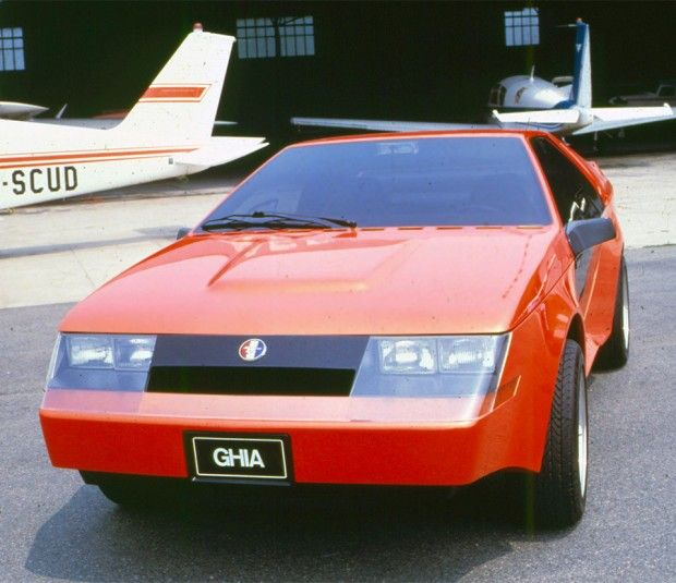 1979 Mustang Concept