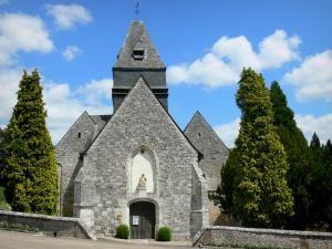 Lyons-la-Forêt - Église Saint-Denis