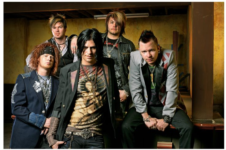 Hinder - Love their style