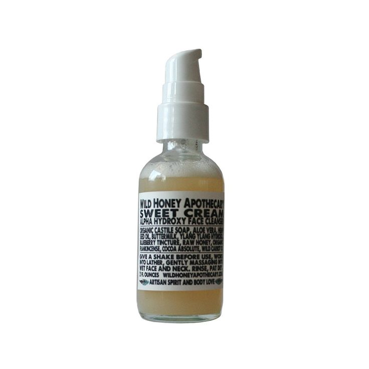 Other variant Alpha hydroxy facial wash sorry