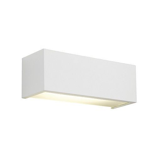 CHROMBO TC-S, Stahl/Glas, Wandleuchte, Wandfluter, Lampe, weiß, G23 11W, up/down in Möbel & Wohnen, Beleuchtung, Wandleuchten | eBay