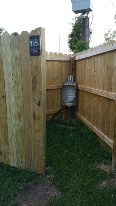 Keg urinal