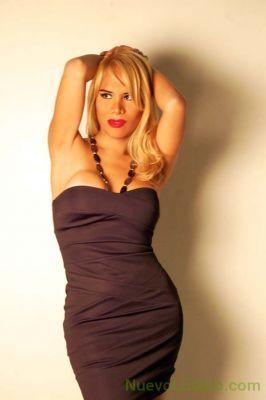 Eva, bellisima travesti argentina.