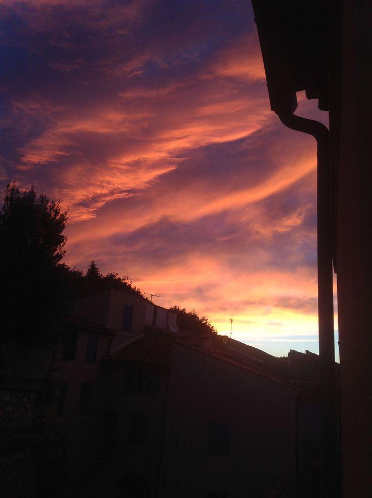 Ciel matinal