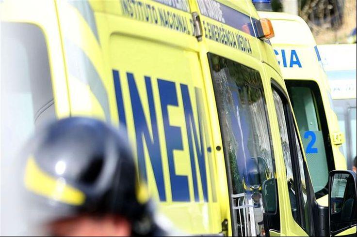 Um operário de 64 anos sofreu esta quarta-feira ferimentos graves, quando estava a manusear uma rebarbadora, nas instalações da Docapesca, no Porto de Peniche.