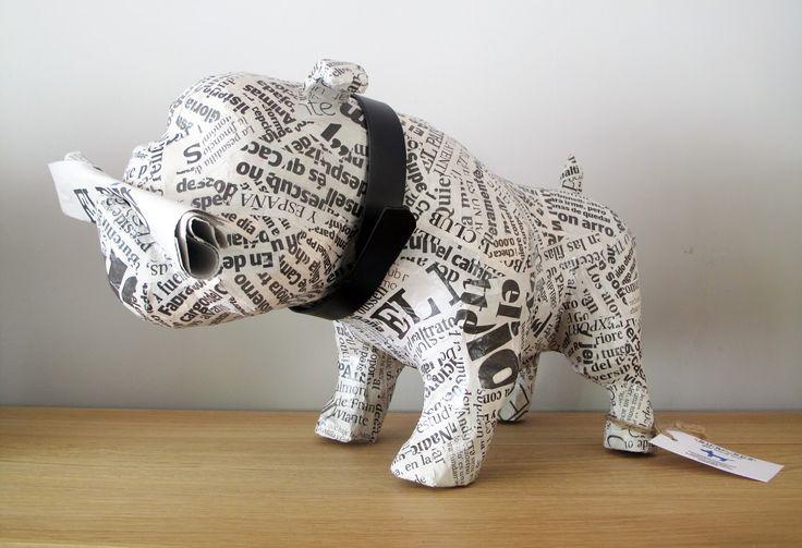 Bu Paper - Guille Marcos Lucas: bulldog inglés