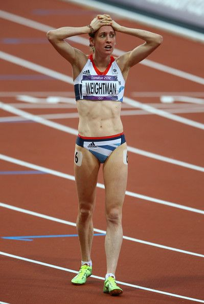 Laura Weightman - 1500 metres.