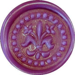 Original Sealing Wax | For Standard Glue Gun | Single Sticks | Pinterest | Sealing wax, Wax and Lavender
