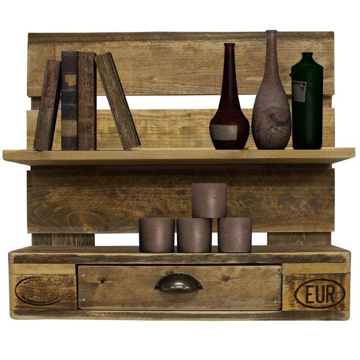 Kuchenwagen Holz Massiv Sandman Bedside Table Made Of Old Wine