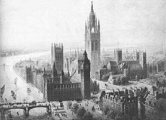 Past contentious proposals for London - SkyscraperCity