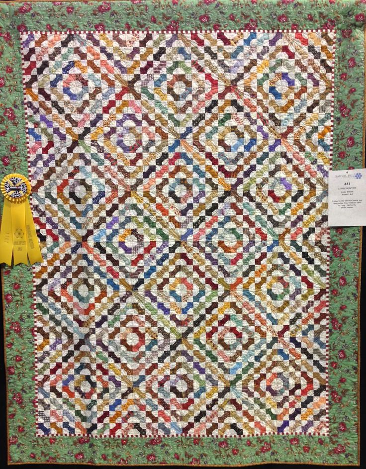 Little Bowties by Linda Simons  bloominginchintz.blogspot.com