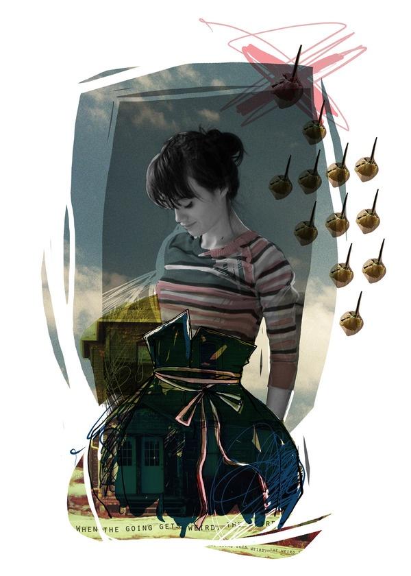 Photo Collage by Ionut Radulescu, via Behance