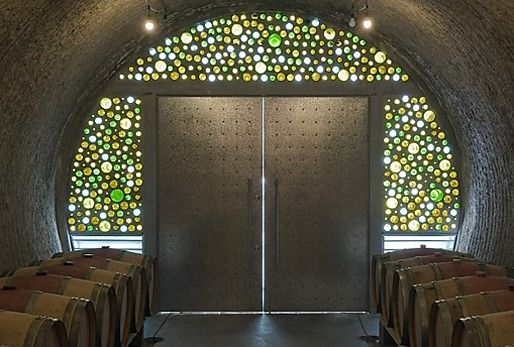 6  Valley wineries architectural statements | News | Archinect