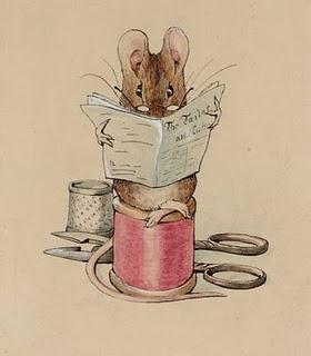 I love Beatrix Potter