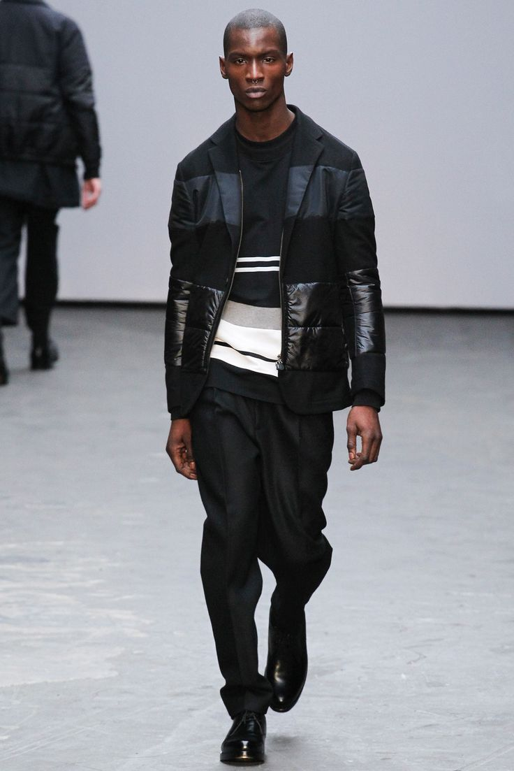 Casely-Hayford Fall 2015 Menswear - Collection - Gallery - Style.com