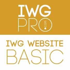 IWG Website Basic è un servizio evoluto, che con il suo pacchetto ti permette di essere subito online, generando da subito traffico verso il tuo sito, sia personale che aziendale. Ad un prezzo mai visto....